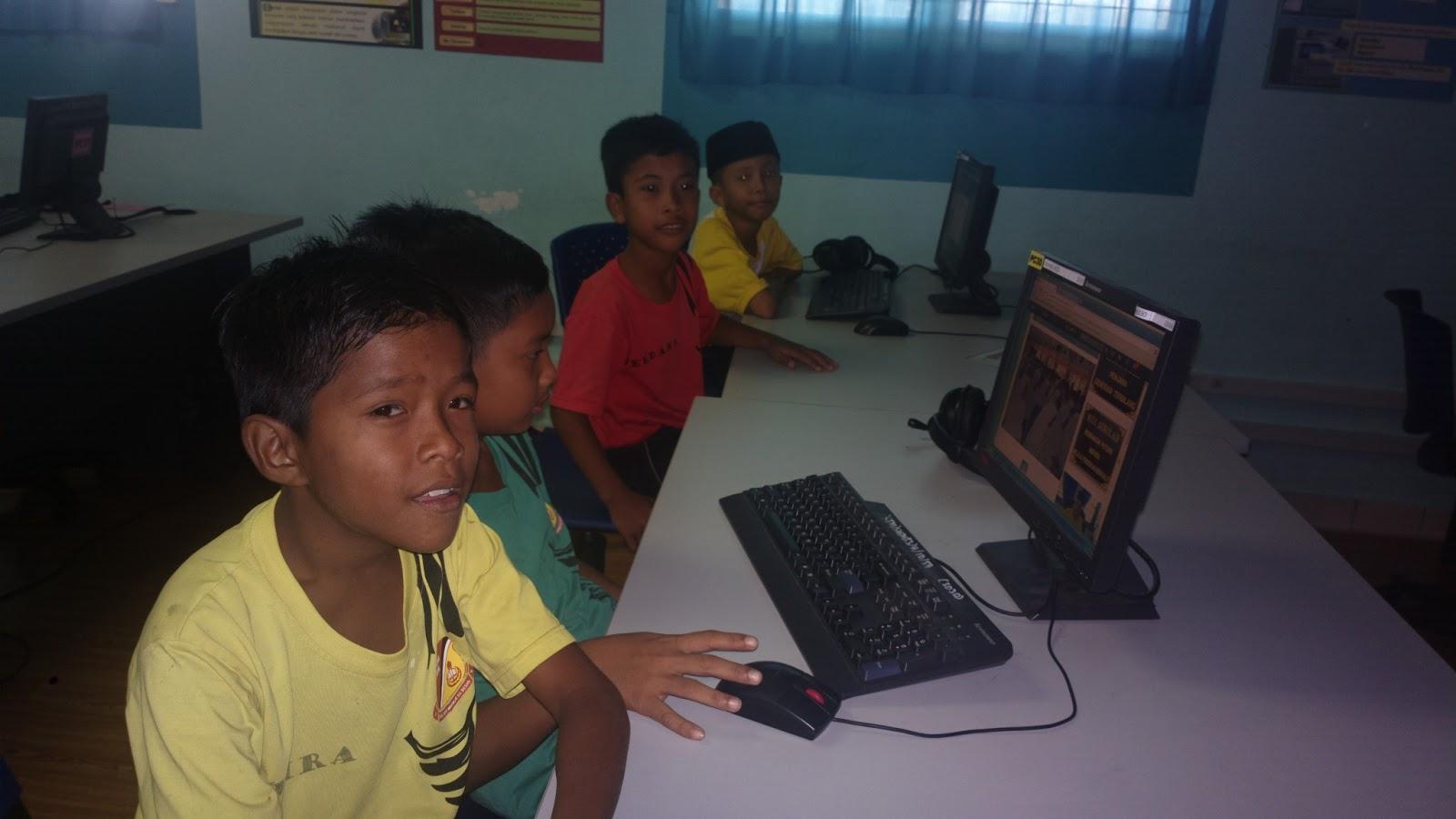 Makmal ICT, SKSM. 19 Jun 2013 - Vle Frog - Hand On 5 Baiduri