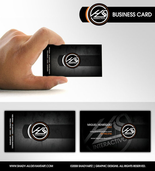 BEST 14 MOST CREATIVE BUSINESS CARDS DESIGN 2