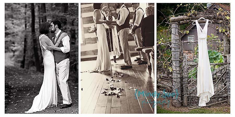 The Oak Lodge wedding
