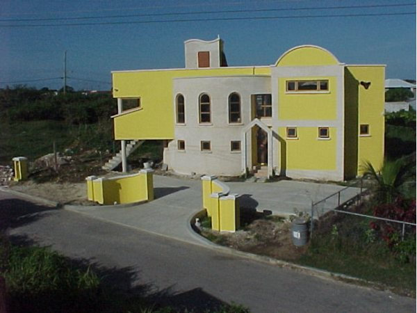 Trinidad and tobago homes designs modern desert homes for Trinidad houses