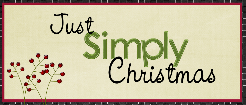 Just Simply Christmas