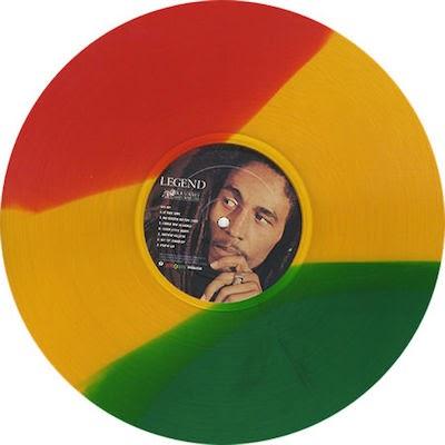 Bob Marley - Legend Vinyl Record image