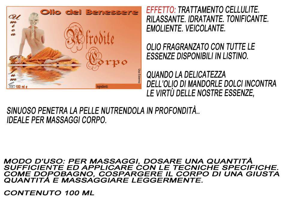 Ben noto Umica Parfum Made in Italy: NUOVI PRODOTTI EY44