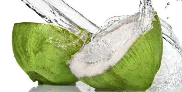 ¿Cómo se forma el agua que está dentro de los cocos?