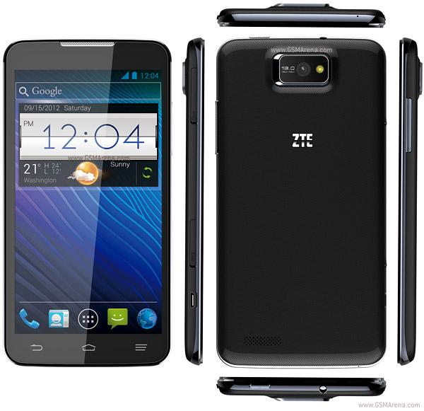 Smartphone ZTE GRAND Memo Estados Unidos y España Precios