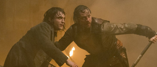 Victor Frankenstein Movie Clips, Featurette, Images and Posters