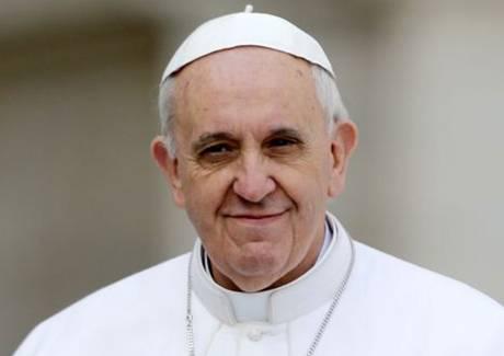 S.S. Francisc, Papa Romei / S.S. Francisco, Papa de Roma