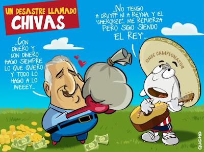 El desastre llamado Chivas