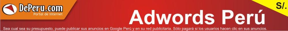 « Adwords de Google | Perú »