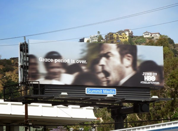 The Leftovers HBO billboard