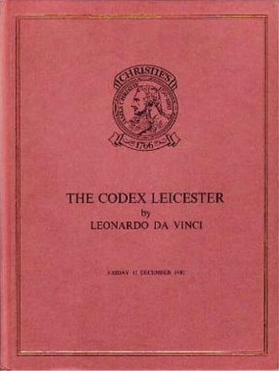 Codex Hamme Código Leicester libro