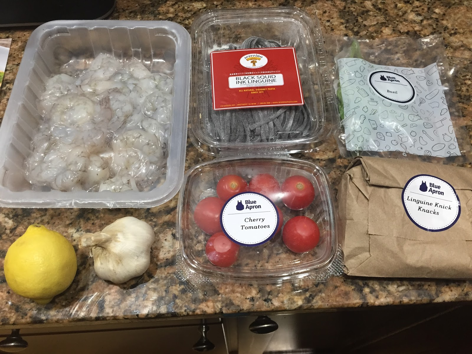 Blue apron packaging waste - I Really Enjoyed All Of The Meals And They Were Very Easy To Make There Was Definitely Some Prep Work Involved Chopping Veggies Cooking Components In