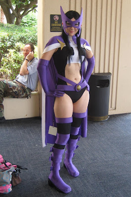 Space City Con 2013 - Huntress Cosplay