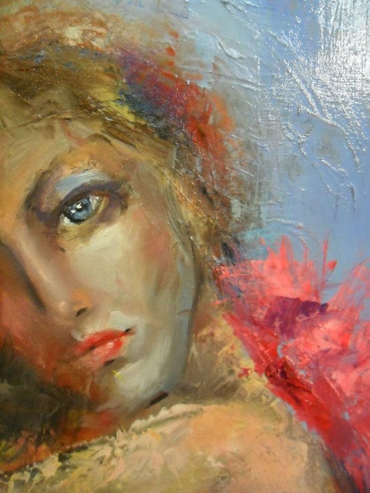 Fatima Tomaeva / Фатима Томаева, 1967 - Russian painter