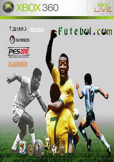 PES 2011: Classicos + Brasileirão   XBOX 360 28ckrrm.jpg