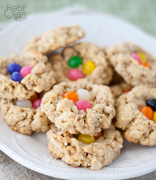 Jelly Egg Cookies