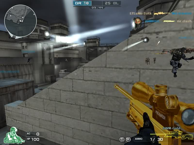 r1hf1y CrossFire Hilesi Saged Online Wallhack Fix Versiyon 2.0 indir