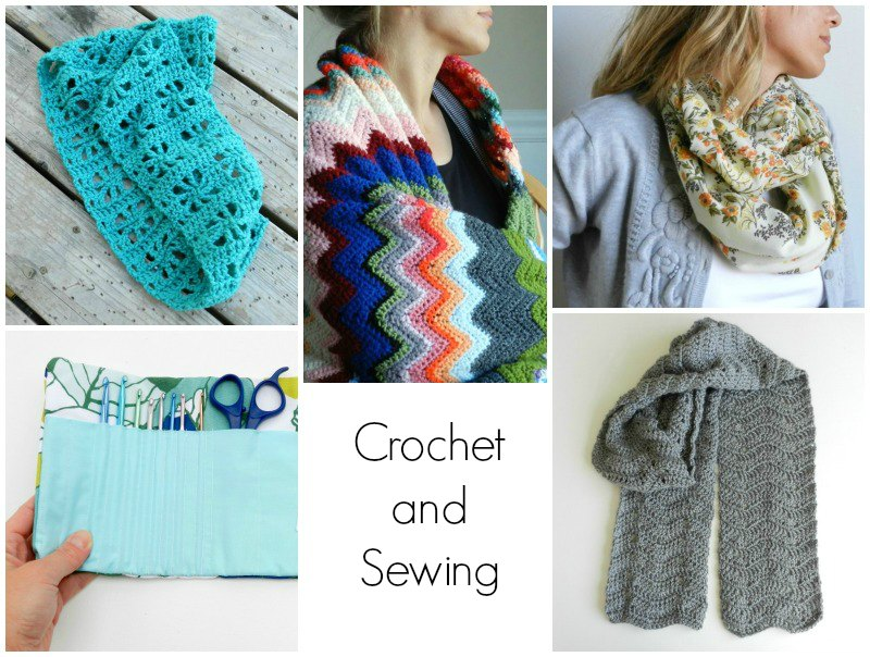 Best Sewing and Crochet Projects in 2014: Grow Creative