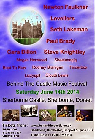 Behind The Castle Festival - 14 June
