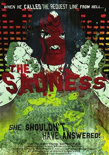 The Sadness DVD Available Now!!!
