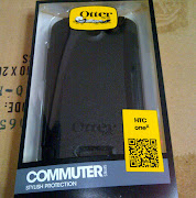 NEW Otterbox Commuter HTC One X. Include : Screen Protector clear otterbox