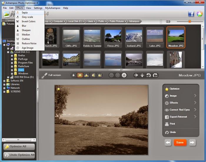 Ashampoo Photo Optimizer 6.0.5 free download