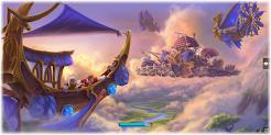 ¡El Viaje de los Comerciantes Voladores!