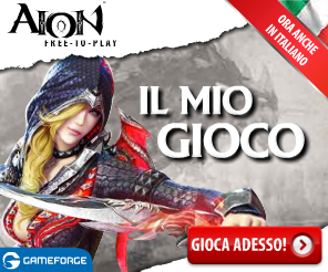 Aion 4.0 download il miglor MMORPG fantasy