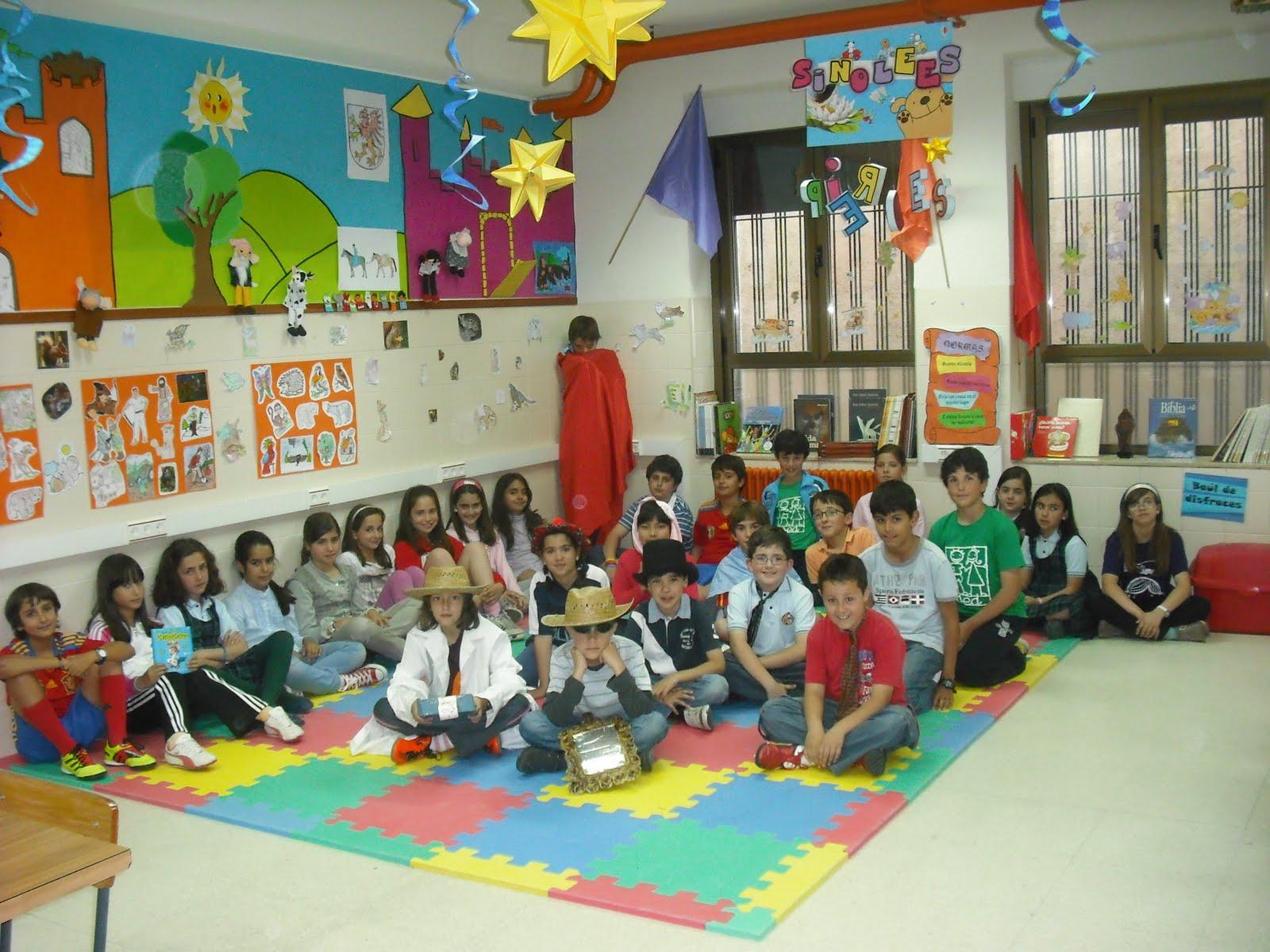 Decoraci nes para el salon de clases de primaria imagui for Actividades para el salon de clases de primaria