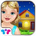 Baby Dream House - Care, Play And Party At Home! App iTunes App Icon Logo By Kids Fun Club by TabTale - FreeApps.ws