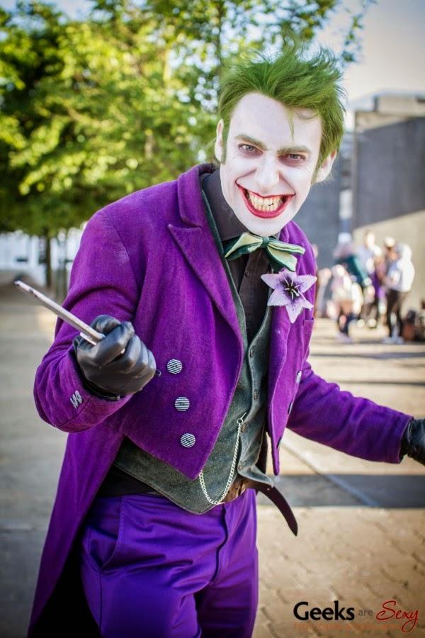 Джоккер cosplay