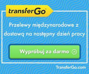 TransferGo - tanie przelewy do Polski