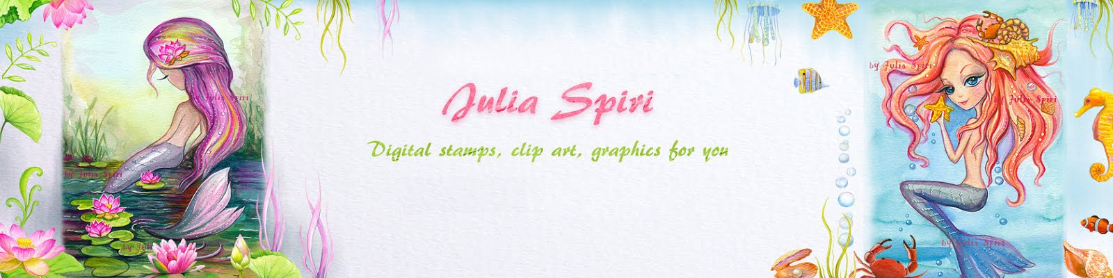 Julia Spiri Etsy Shop