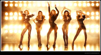 Girls aloud concert wallpapers