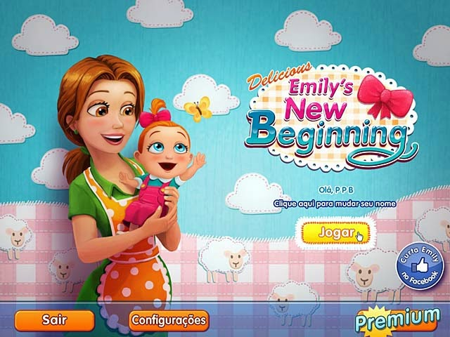 Delicious - Emily's New Beginning Premium PT-BR Portable