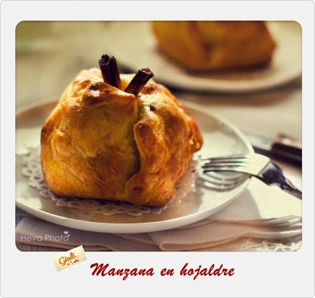 Manzanas En Hojaldre