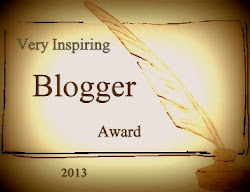 "Premio: ""Very Inspiring Blogger Award 2013"""