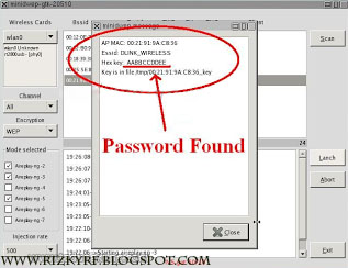 Hack Password WiFi / Hotspot menggunakan USB Flashdisk