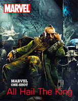 Marvel One-Shot: All Hail the King (2014) online y gratis