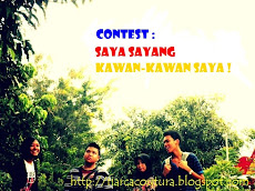 contest saya sayang kawan-kawan saya!