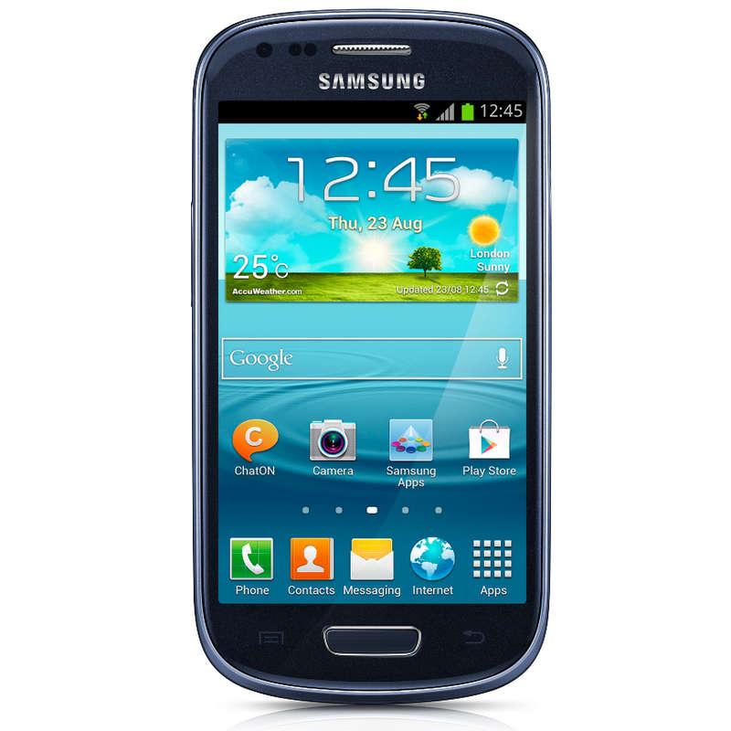 smartphone potente y compacto? Samsung presenta el Galaxy S III Mini