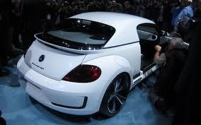 2012  Volkswagen E-Bugster International Auto Show