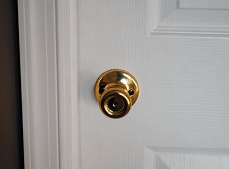dveřní koule