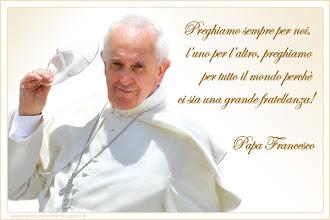 Preghiere di Papa Francesco