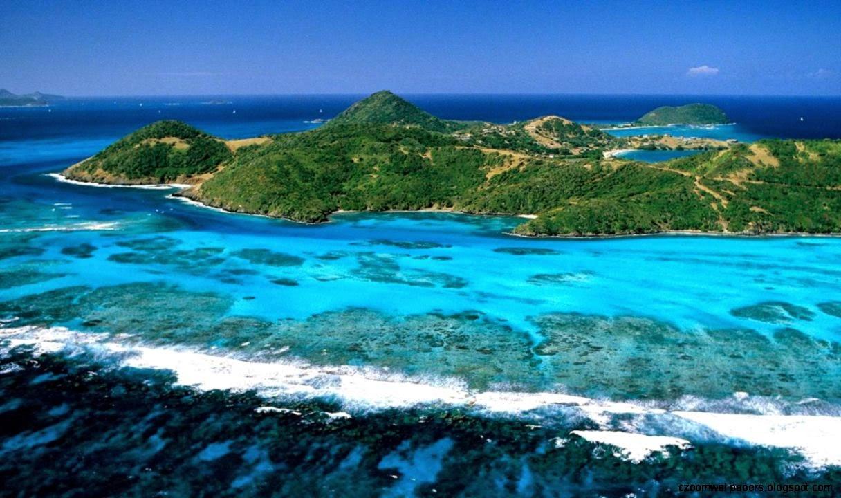 Union Island Lesser Antilles background hd desktop background