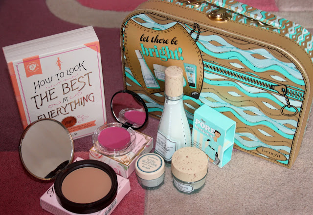 sephora haul benefit toofaced