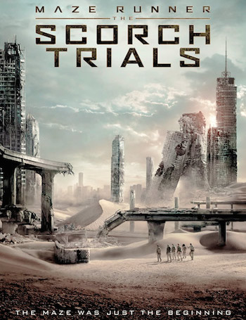 Maze Runner The Scorch Trials 2015 Full Movie Download