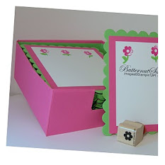 SQUARE NOTE BOX