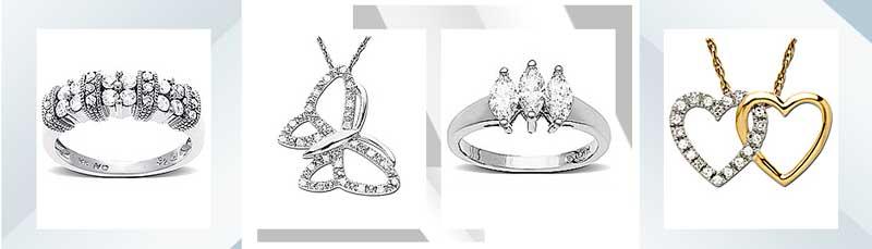 Ювелирные изделия из серебра купить/заказать