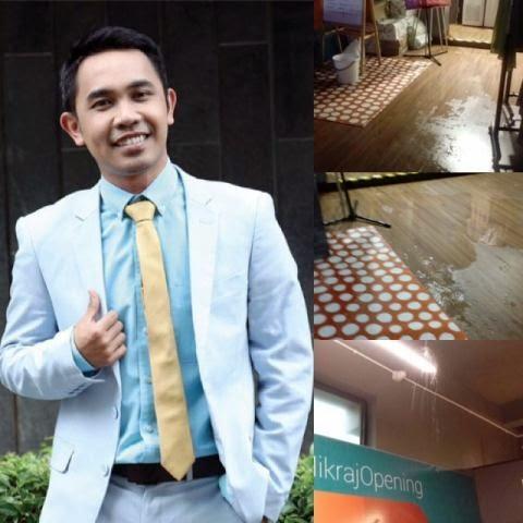 Hafiz Hamidun Alami Kerugian RM100,000 Akibat Butik Bocor